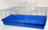Meerschwein Käfig blau