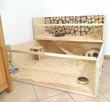 meerschweinchenk fig 120 x 120 cm meerschweinchen. Black Bedroom Furniture Sets. Home Design Ideas