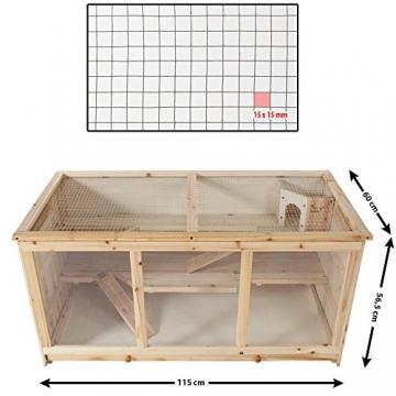 meerschweinchenk fig mit schublade meerschweinchen. Black Bedroom Furniture Sets. Home Design Ideas