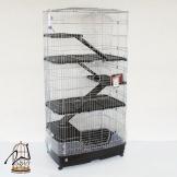 Meerschweinchenkäfig Turm